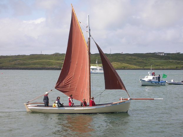 Cormac Levis' Heir Island Lobster boat Saoirse Muireann