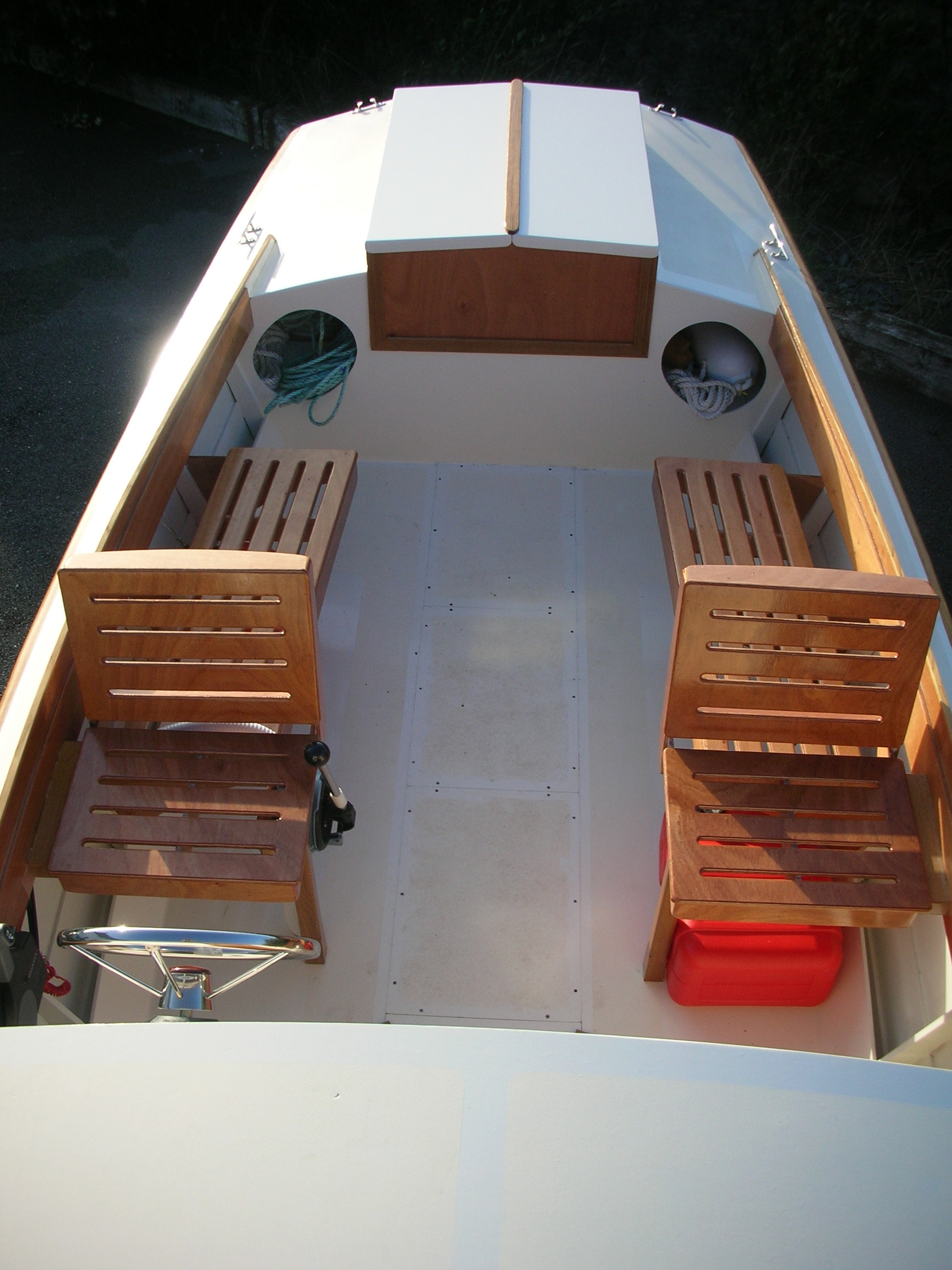 22′Ninigret | Wooden boat builder, Boat for sale, power, sail, classic, modern, custom, yachts ...
