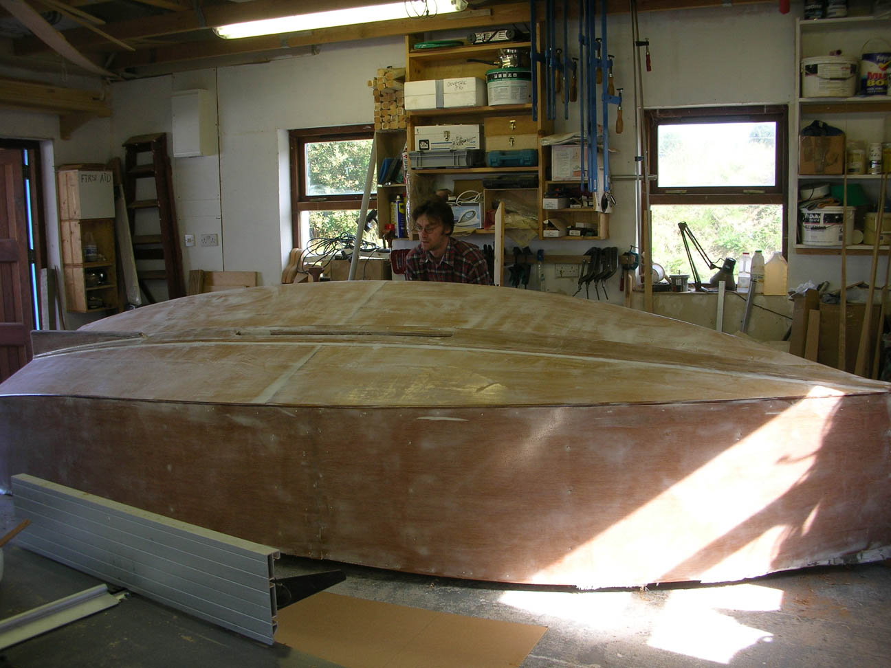 Wooden sailboat for sale ontario