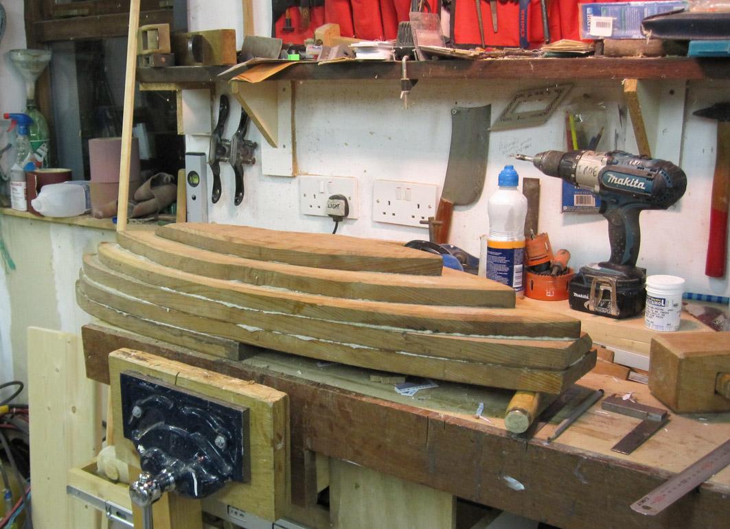 Modern wooden boat plans aluminum