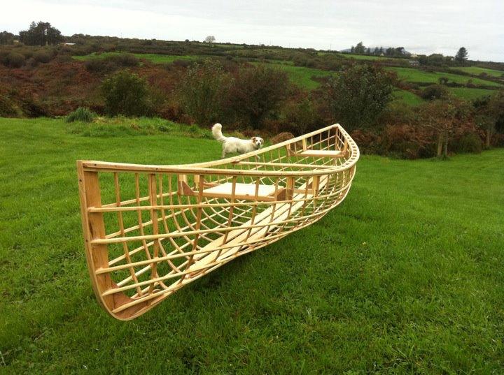 Platt Monfort airolite canoe Snowshoe 16