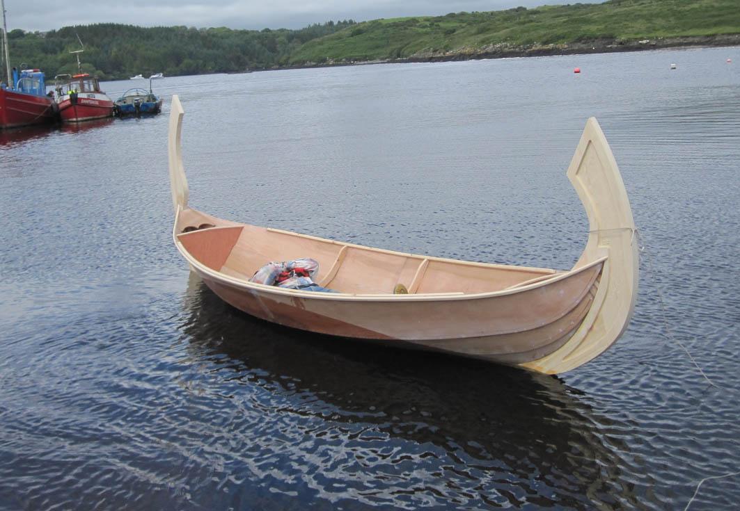 16′ Faering | Wooden boat builder, Boat for sale, power ...
